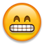 emoji people:grin